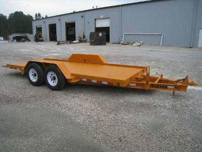 Hudson Bros. 18 ft. Full Tilt Bed Trailer