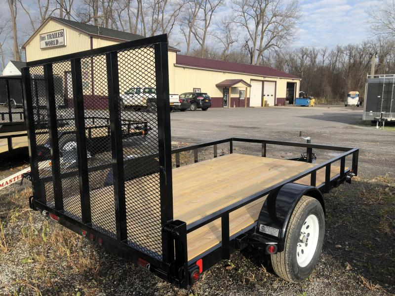 Liberty 72 in. x 12 Landscape 3K Utility Trailer