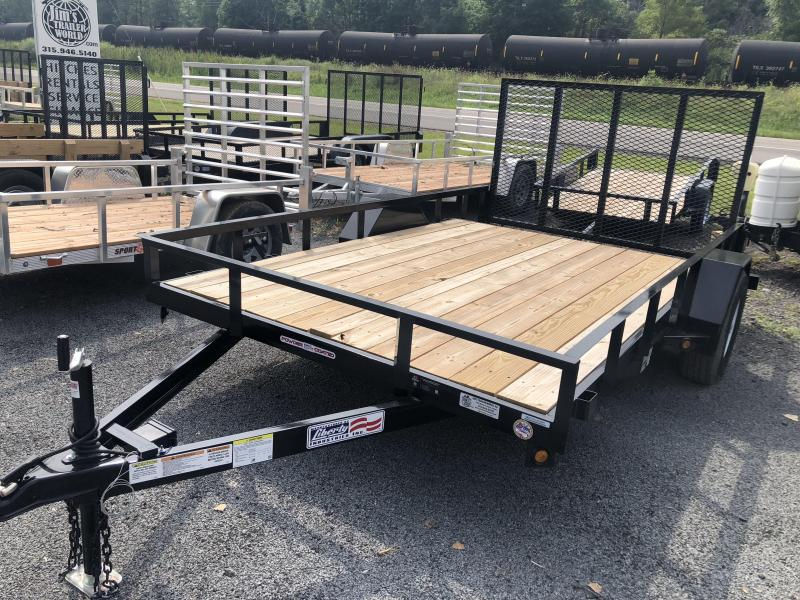 Liberty 78 in. x 12 3K Landscape Utility Trailer