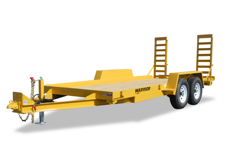 CAM Superline 7x18 Warrior 10K Equipment Trailer