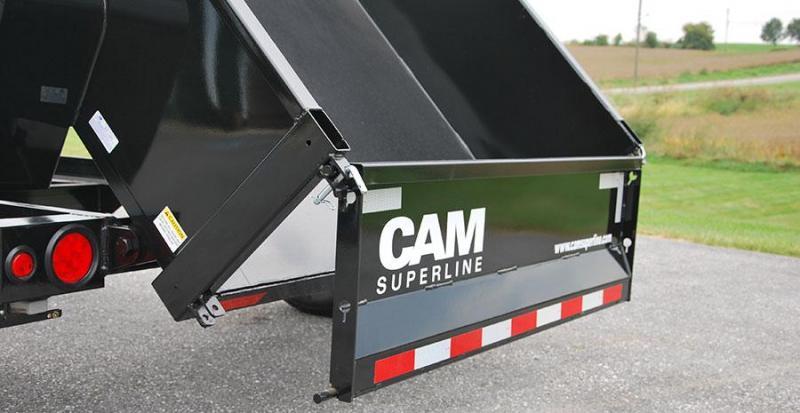 6x10 CAM 10K Advantage Series Dump Trailer