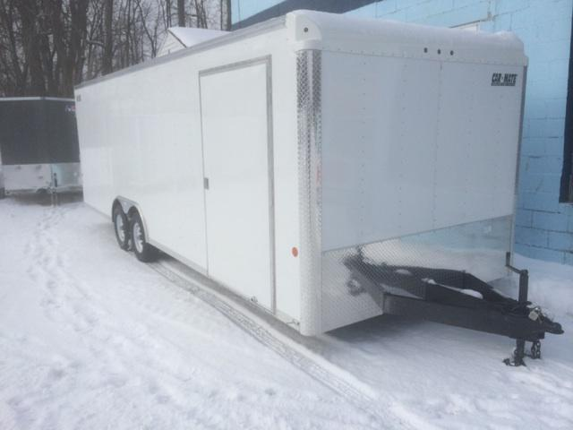 8.5X20 Car Mate Custom Cargo Car Hauler 7k