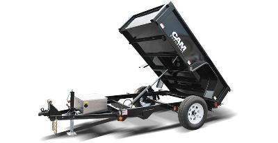 CAM Advantage 5x8 Dump Trailer 5K