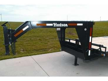 Hudson Bros. 23 ft. Deckover 7 Ton Gooseneck