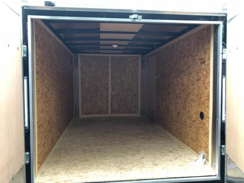Pace American 7x14 Outback with Barn Doors