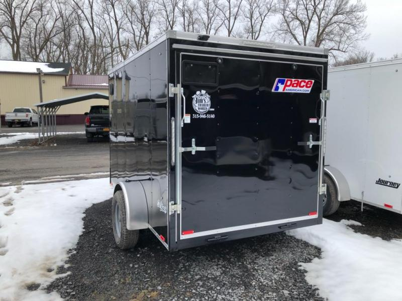 Pace American 6x10 Outback Cargo Trailer with Ramp Door