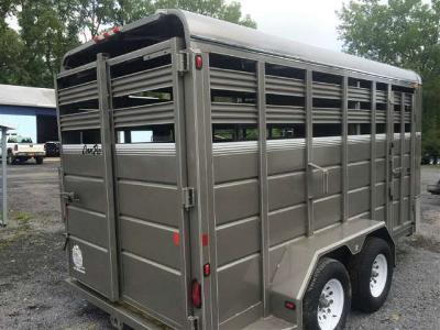 CornPro 12 ft. Stock Trailer
