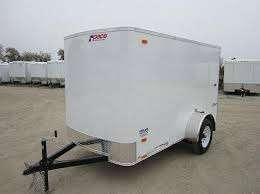 Pace American 5x8 Outback Cargo Trailer w/ Ramp Door