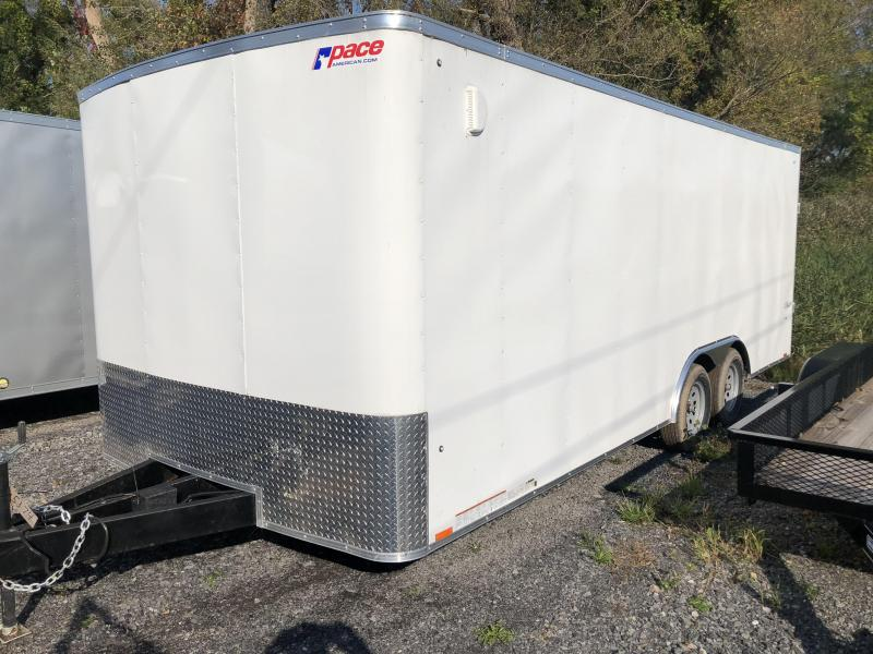 Pace American Outback 8.5x20 Car Trailer 10K