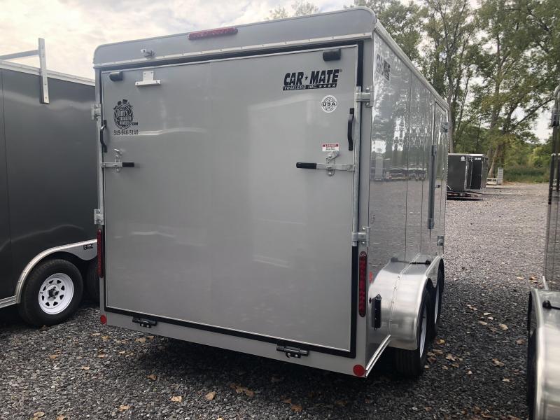 Car Mate 7x16 Custom Cargo Trailer w/ Ramp Door