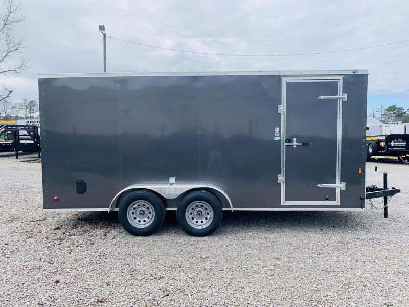 2020 Forest River 7X16TA2 Enclosed Cargo Trailer