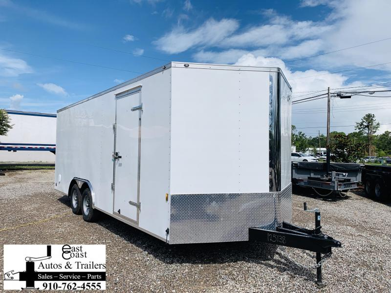 2020 Forest River 8.5x20 Car / Racing Trailer