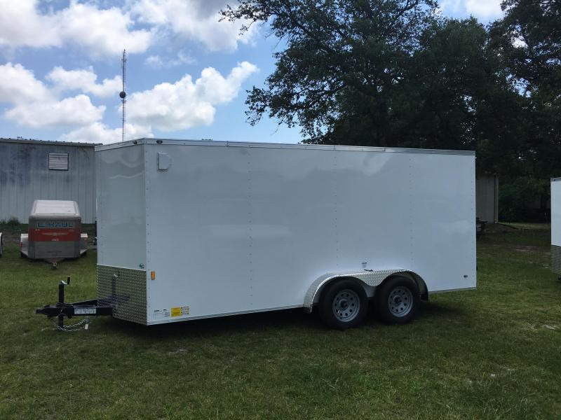 Forest River 7x16 Enclosed Cargo