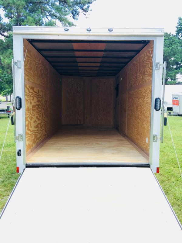 2020 Continental Cargo NS612SA Enclosed Cargo Trailer
