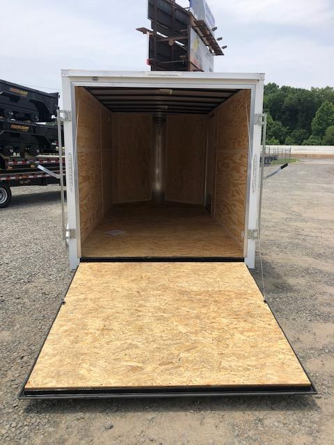 2018 Doolittle 6 x 12 Enclosed Cargo Trailer