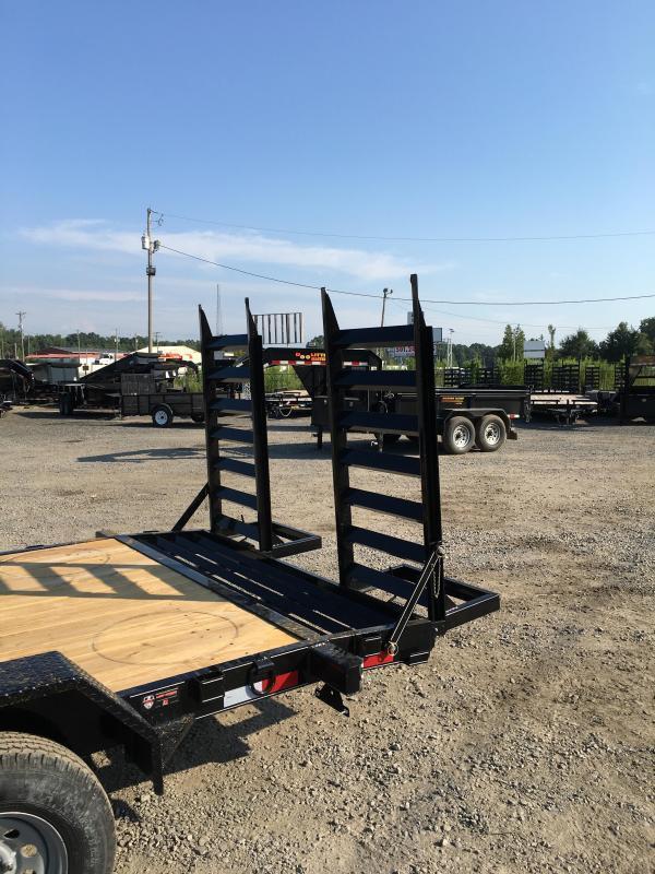 2020 Doolittle Trailer Mfg 84 x 18 XT Equipment Trailer