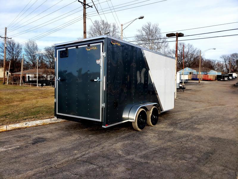 2020 Doolittle Trailer Mfg 7 x 16 Enclosed Cargo Trailer