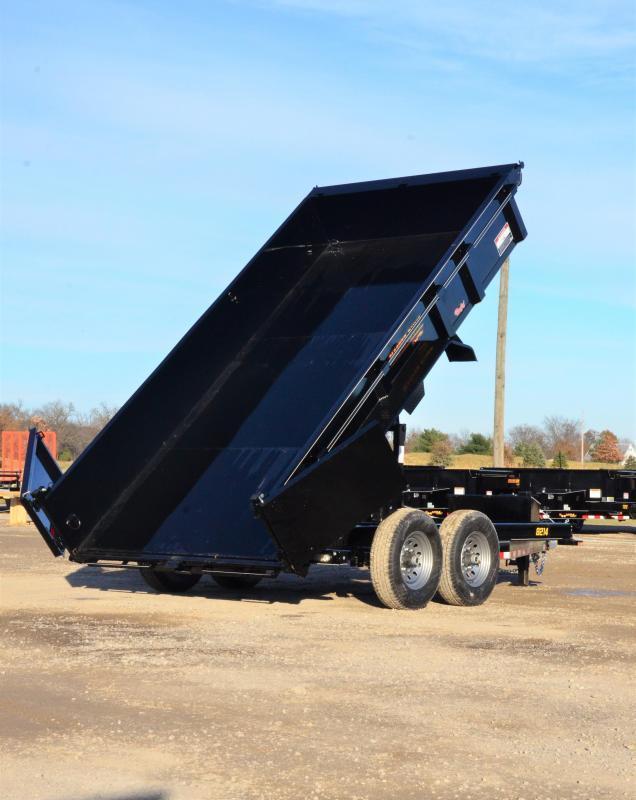 2019 Doolittle Trailer Mfg 82 X 14 Dump Trailer