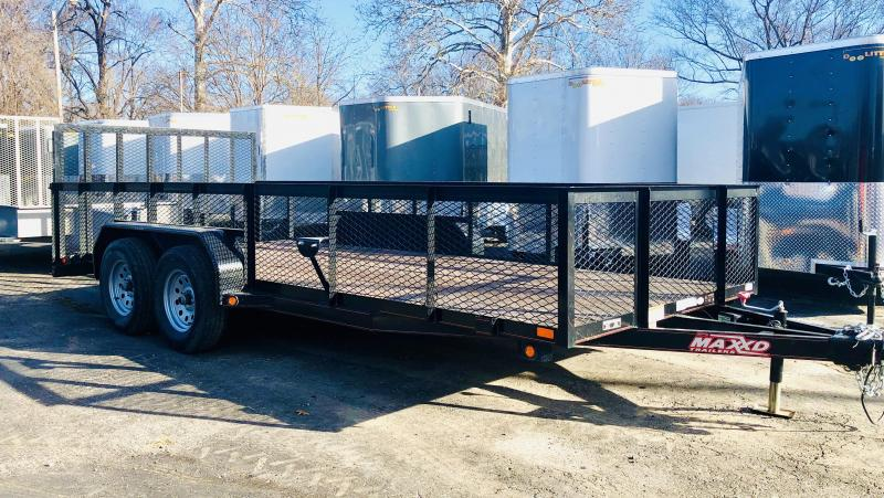 2017 Other 83 X 18 Utility Trailer