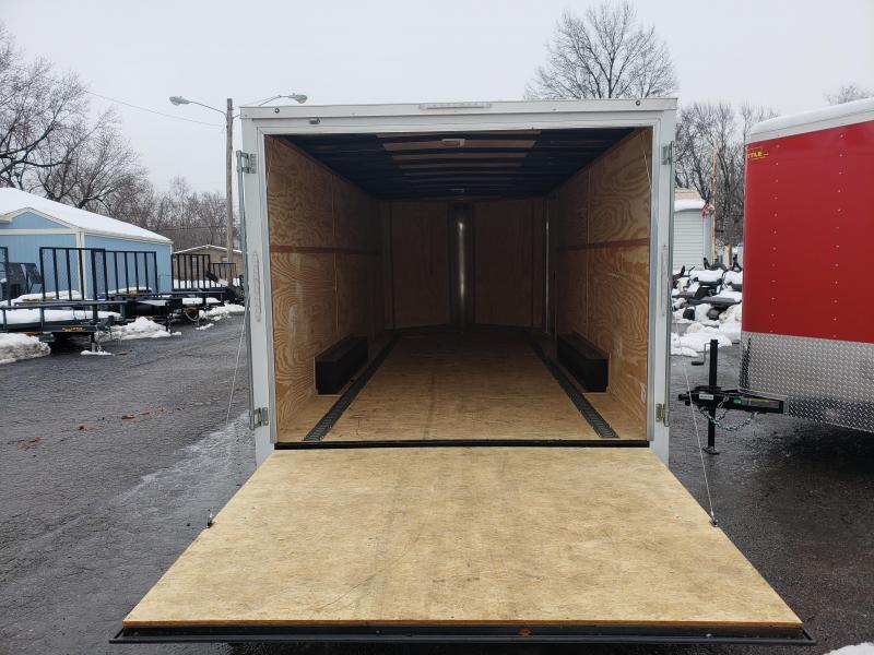 2020 Doolittle Trailer Mfg 8.5 X 20 Enclosed Cargo Trailer