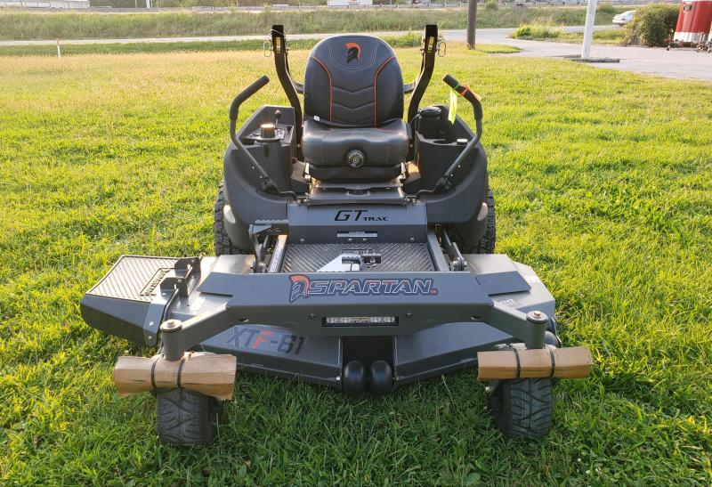 2019 Spartan SRT-HD Lawn