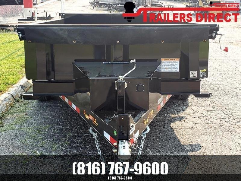 2020 Doolittle Trailer Mfg 72 x 12 Dump Trailer