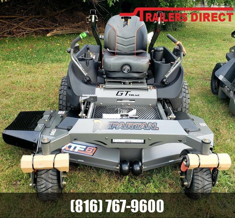 2020 SPARTAN  SRT XD ZERO TURN LAWN MOWER