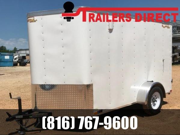 2020 Doolittle Trailer Mfg 5 X 10 Enclosed Cargo Trailer