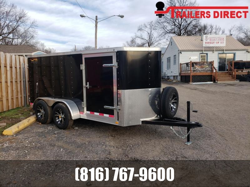 2020 Doolittle 5 x 12 Enclosed Cargo Trailer