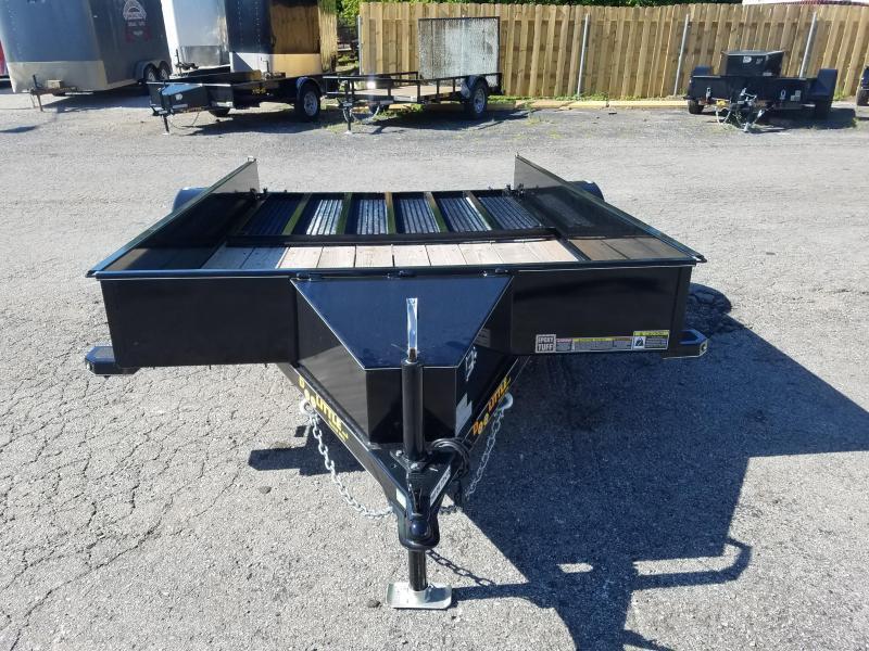 2020 Doolittle Trailer Mfg 77 x 14 SS Utility Trailer