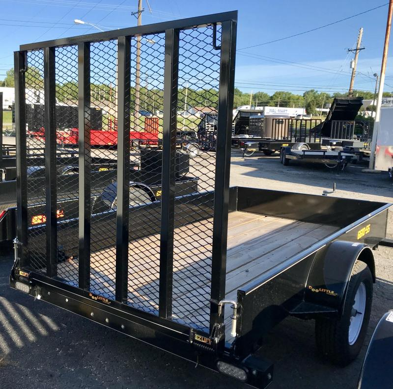 2020 Doolittle Trailer Mfg 60 X 10 SS Utility Trailer