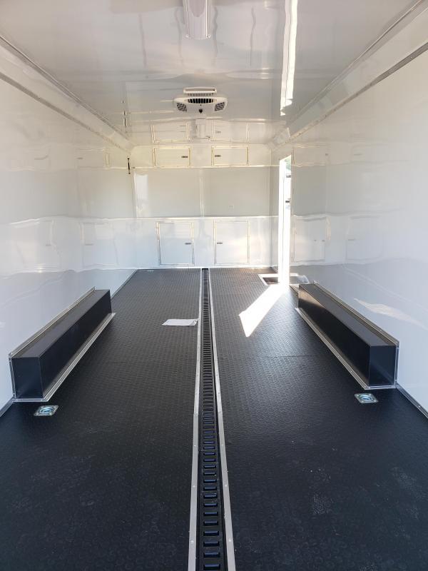 2020 Doolittle Trailer Mfg 8.5 X 24 Enclosed Cargo Trailer