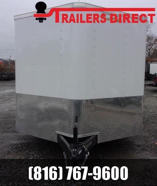 2020 Doolittle Trailer Mfg 8.5 X 16 Enclosed Cargo Trailer