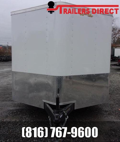 2020 Doolittle Trailer Mfg 8.5 X 16 Enclosed Cargo Trailer