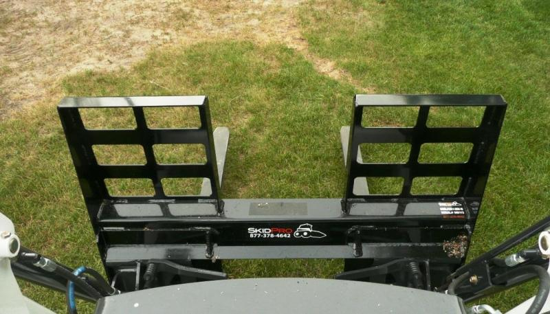 """2020 SkidPro 60"""" Pallet Forks Attachment"""
