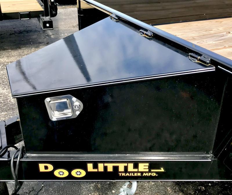 2019 Doolittle Trailer Mfg 84 X 12 Utility Trailer