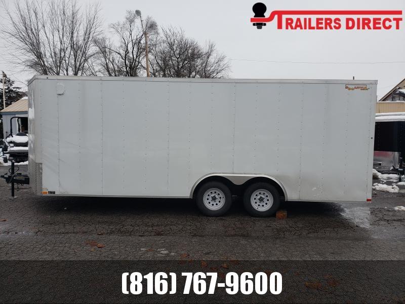 2019 Doolittle Trailer Mfg 8.5 X 20 Enclosed Cargo Trailer