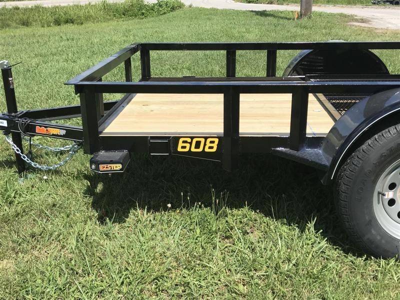 2020 Doolittle 60 x 8 RS Utility Trailer