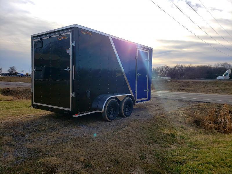 2020 Doolittle 7 x 16 Enclosed Cargo Trailer