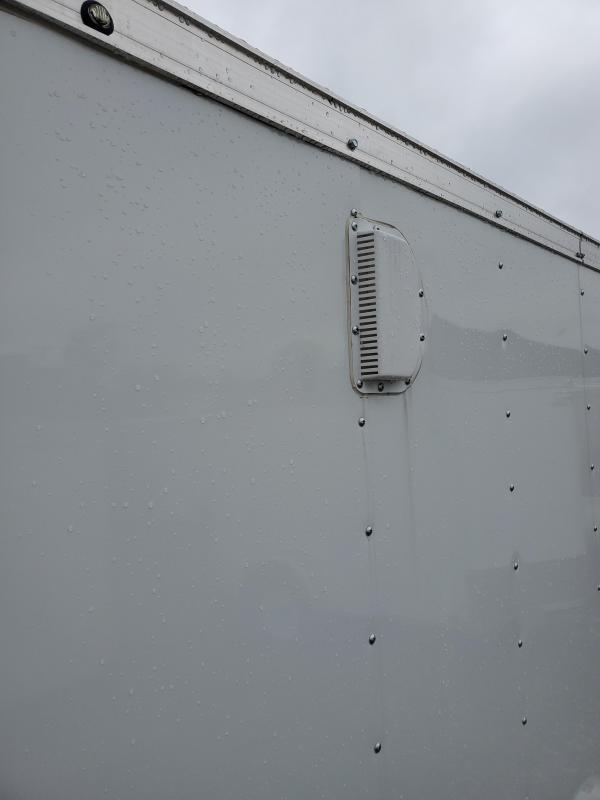 2019 Doolittle Trailer Mfg 6x10 Enclosed Cargo Trailer