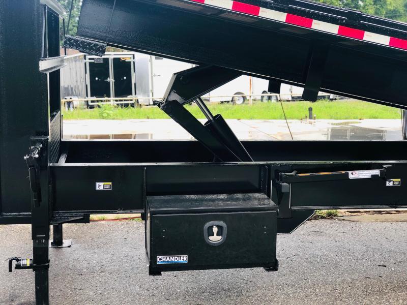 2019 Doolittle Trailer Mfg 102 X 32 Deckover / Full Tilt Equipment Trailer