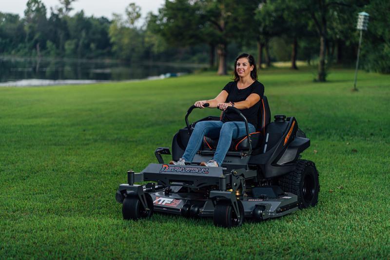 2019 Spartan zero turn mower