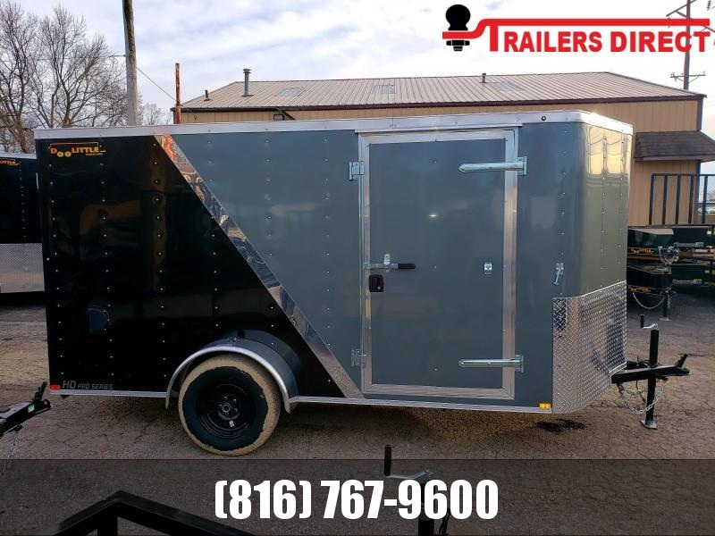 2020 DooLitttle Trailers 6 x 12 Enclosed Cargo Trailer