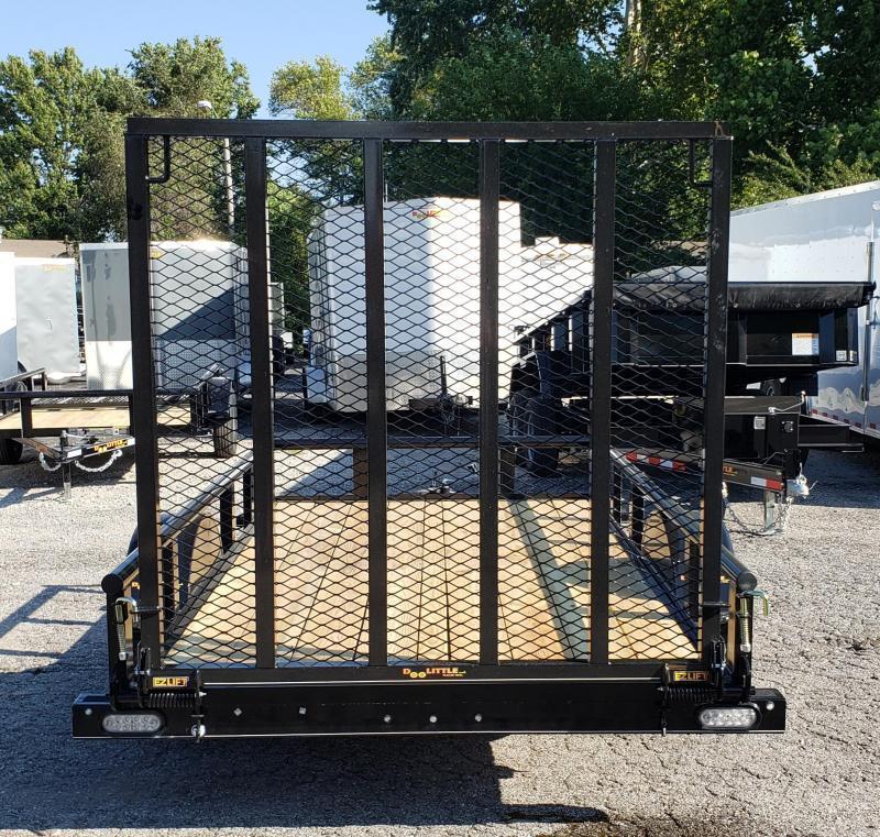 2020 Doolittle Trailer Mfg 66 X 10 RS Utility Trailer