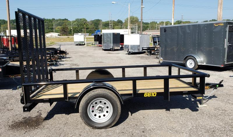 2020 Doolittle Trailer Mfg 66 X 10 RS Utility Trailer