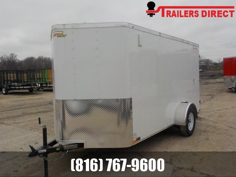 2020 Doolittle Trailer Mfg 6 x 10 Enclosed Cargo Trailer