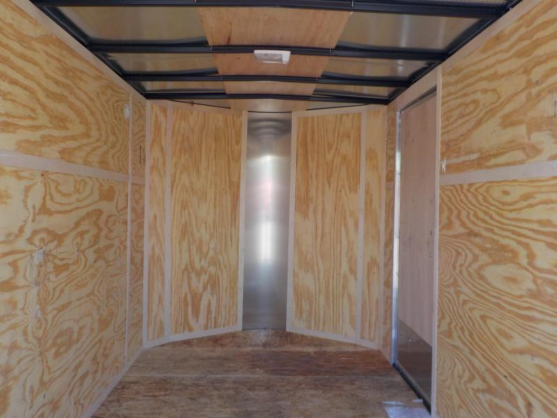 2019 Doolittle Trailer Mfg 5 x 10 Enclosed Cargo Trailer