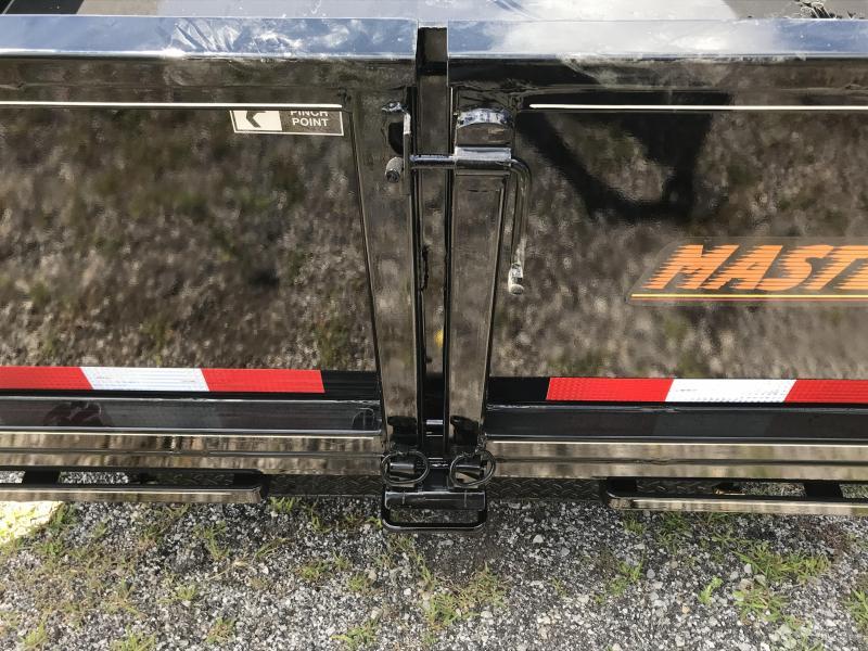 2020 Doolittle Trailer Mfg 82 X 16 Master Dump Trailer