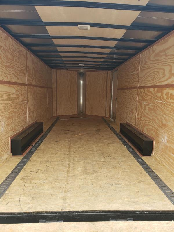 2020 Doolittle Trailer Mfg 8.5 X 20 Enclosed Cargo Trailer