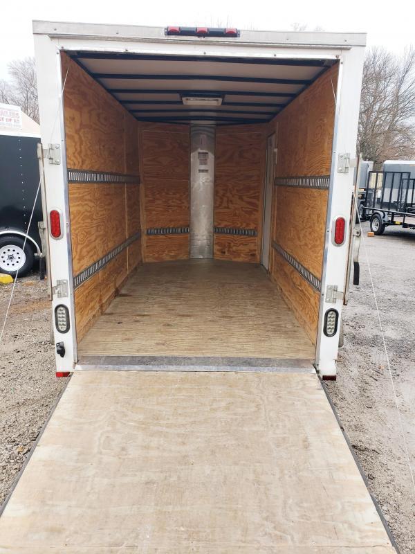 2015 Arising 6 X 12 Enclosed Cargo Trailer